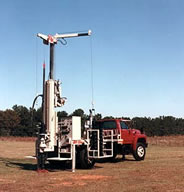 DR10K Extremely Powerful Soils Investigation Drilling Rig