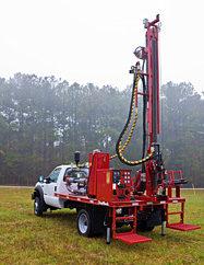 DR120 Versatile Water Well Drill Rig