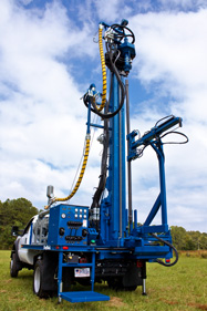 A DeepRock Drilling Rig Suitable for Commercial Well Drilling