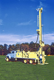 DR240 Multi-purpose Drill Rig