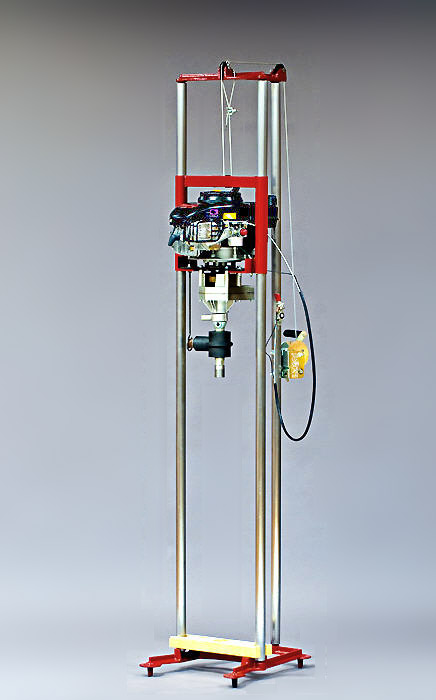 Portable Well Drilling