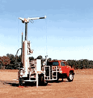 A Commercial Auger Rig