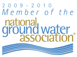 Member of the national ground water association 2009-2010